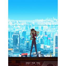 Evangelion (Модульные постеры №1) - 2 | Евангелион
