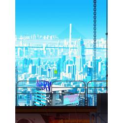 Evangelion (Модульные постеры №1) - 3 | Евангелион