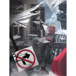 Doctor Strange (Модульные постеры) - 1 | Доктор Стрэндж