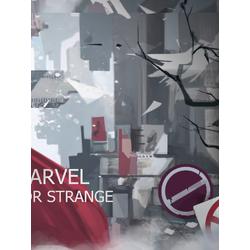 Doctor Strange (Модульные постеры) - 3 | Доктор Стрэндж