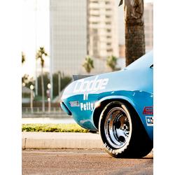 Dodge Charger (Модульные постеры) - 1 | Додж