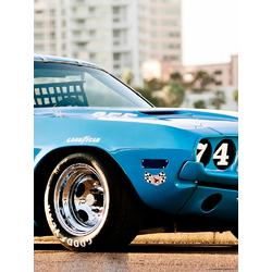 Dodge Charger (Модульные постеры) - 3 | Додж
