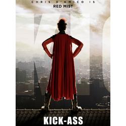 Kick-Ass (Модульные постеры) - 1 | Пипец