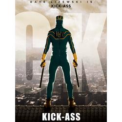 Kick-Ass (Модульные постеры) - 2 | Пипец