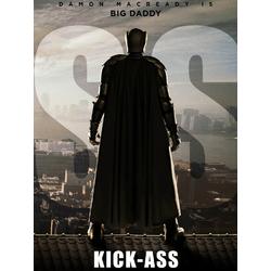 Kick-Ass (Модульные постеры) - 4 | Пипец