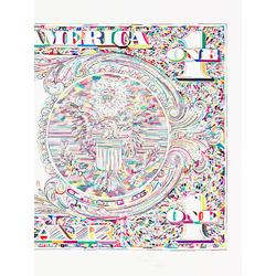 One dollar (Модульные постеры) - 3 | Один доллар