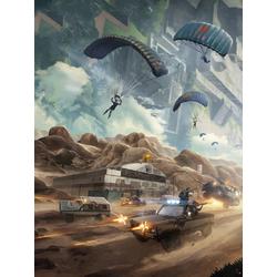 PlayerUnknown's BattleGrounds (Модульные постеры) - 1