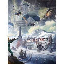 PlayerUnknown's BattleGrounds (Модульные постеры) - 3