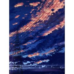Sky Art (Модульные постеры) - 2   Небо