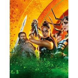 Thor: Ragnarok (Модульные постеры) - 1 | Тор: Рагнарёк