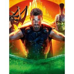 Thor: Ragnarok (Модульные постеры) - 2 | Тор: Рагнарёк