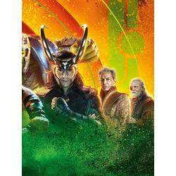 Thor: Ragnarok (Модульные постеры) - 3 | Тор: Рагнарёк
