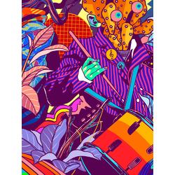 Abstract (Модульные постеры) - 3 | Абстракция