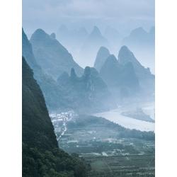 Mountains (Модульные постеры №4) - 1 | Горы