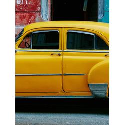 Car: Retro (Модульные постеры) - 2   Винтажный автомобиль