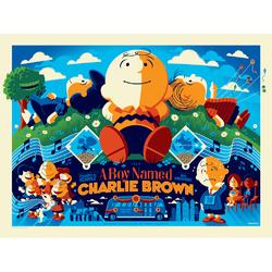 A Boy Named Charlie Brown | Мальчик по имени Чарли Браун