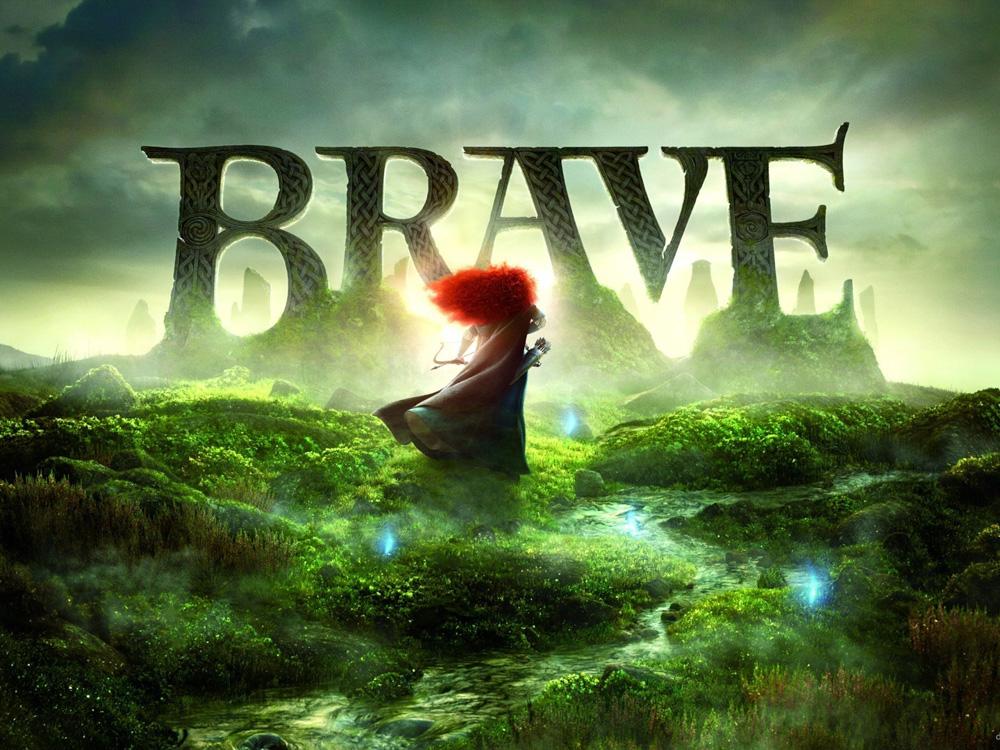 Brave | Храбрая сердцем