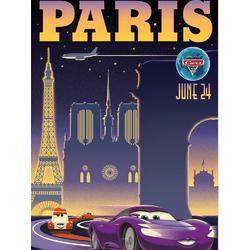 Cars: Paris | Тачки: Париж