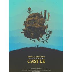 Howl's Moving Castle | Ходячий замок
