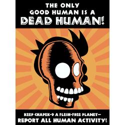 Futurama: Dead Human | Футурама: Мертвый человек