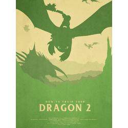 How To Train Your Dragon | Как приручить дракона