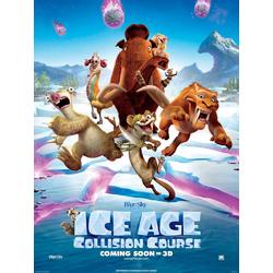 Ice Age: Collision course | Ледниковый период: Столкновение неизбежно