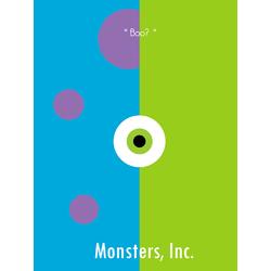 Monsters, Inc: Boo? | Корпорация монстров: Бу?