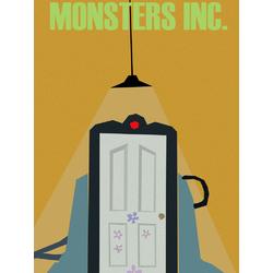 Monsters, Inc | Корпорация монстров