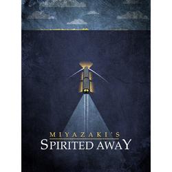 Spirited Away   Унесенные призраками