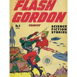 Flash Gordon - Comics | Флэш Гордон