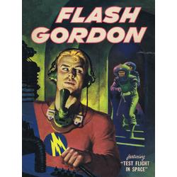 Flash Gordon - Test Fly In Space | Флэш Гордон