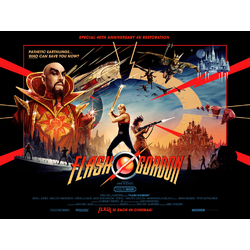 Flash Gordon - Partheric Earthlings | Флэш Гордон