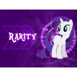 My Little Pony (Коллекция постеров №2) - Rarity | Мой маленький пони: Рарити