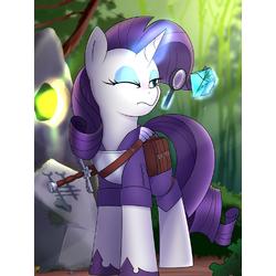 My Little Pony: Rarity | Мой маленький пони: Рарити