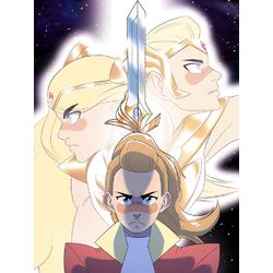 She-Ra | Ши-Ра и непобедимые принцессы