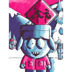 South Park (Коллекция постеров) | Южный Парк: Кайл