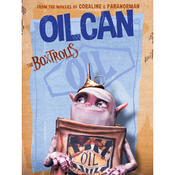 The Boxtrolls - Oilcan (Коллекция постеров) | Семейка монстров