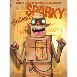 The Boxtrolls - Sparky (Коллекция постеров) | Семейка монстров