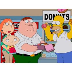 Simpsons & Griffins | Симпсоны