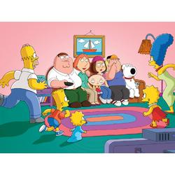 Simpsons & Griffins | Симпсоны и Гриффины