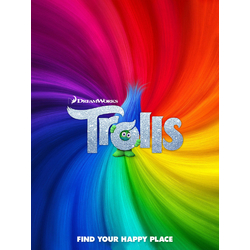 Trolls - Find Your Happy Place | Тролли