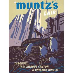 Up - To Muntz's Lair (Коллекция постеров №2)   Вверх