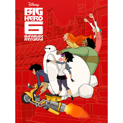 Big Hero 6 - Raymax Returns | Город героев