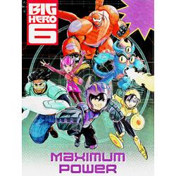 Big Hero 6 - Maximum Power | Город героев