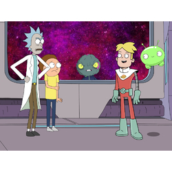 Final Space | Крайний космос - Рик и Морти