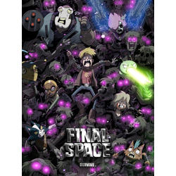 Final Space - Survive | Крайний космос