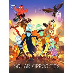 Solar Opposites | Обратная сторона Земли