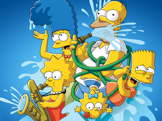 Категория постеров и плакатов Симпсоны