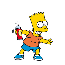Simpsons | Симпсоны - Барт
