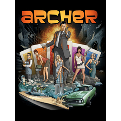 Archer | Спецагент Арчер